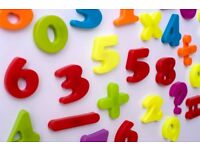 MATHS TUITION- PRIMARY SCHOOL- IMMEDIATE STARTS