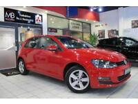 2016 VOLKSWAGEN GOLF 1.6 TDI 110 Match Edition 5dr SAT NAV