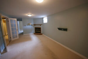 Basement for rent In North Oshawa Rossland and Park road