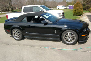 2009 Ford Mustang GT 500 Convertible