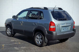 2007 Hyundai Tucson SUV Cambridge Kitchener Area image 2
