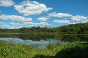 Spectacular 178 acre estate with private lake near Fort Coulonge