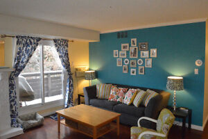 Upgraded 2 Bedroom with Garage in Lawson Heights