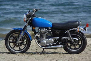 Yamaha XS 650 Special ( great modern classic)