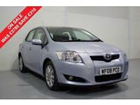 2008 TOYOTA AURIS 2.0 D-4D T SPIRIT | JUST SERVICED £87.35 A MONTH