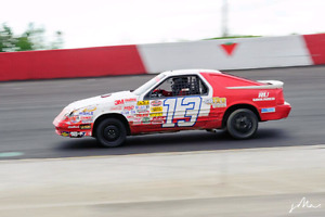 1989 Dodge Daytona Stock Car