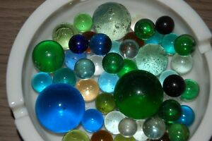 Vintage Canning Jars With with Marbles and some loose Marbles London Ontario image 8