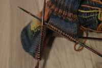 Class: Sock Knitting Two at a Time Toe-Up