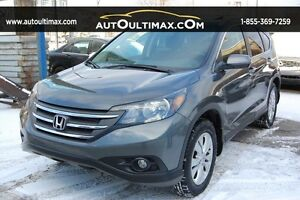 Honda CR-V AWD-SIEGES CHAUFFANTS-CAMERA DE RECULE 2012