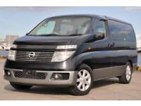 2004 (04) Nissan Elgrand (Electric Disable Seat)