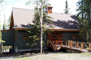 Beautiful Timberframe House for Rent SW of Calgary