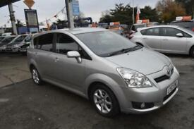 Toyota Verso 1.8 ( 127bhp ) MMT SR 2007 AUTOMATIC 7 SEATER