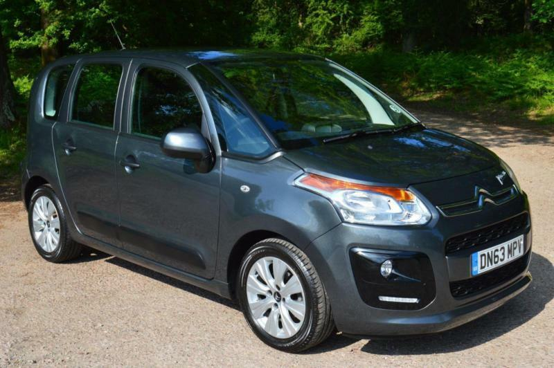 2013 Citroen C3 Picasso 16 Hdi Turbo Diesel Vtr 5dr Only 26000