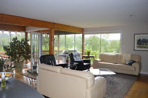 Executive Waterfront Home for Rent on Hammond River