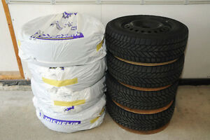 Winter Tire Storage during Summer/Fall 2017