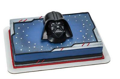 Star Wars Darth Vader Mask cake decoration Decoset cake topper set - Darth Vader Cake