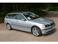 2001 BMW 3 SERIES 330d SE 5dr Auto