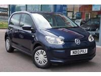 2013 VOLKSWAGEN UP 1.0 Move Up GBP20 TAX and AIR CON