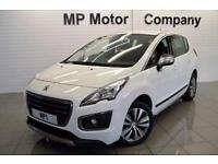 2014/14-PEUGEOT 3008 CROSSOVER 1.6HDI ( 115BHP ) FAP ACTIVE 6SP NEWSHAPE DIESEL