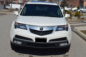 2013 Acura MDX SUV, Female Driver, Price/Trade Negotiable