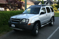 Well Maintained, 2004 Nissan Xterra! - $8900 (Fort Langley)