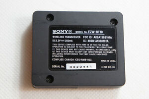 Sony S-AirPlay cards EZW-RT10