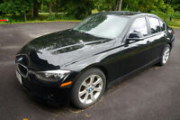 BMW 2012- 320i- reprise de contrat/ Lease takeover 613$/Month