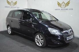 Vauxhall Zafira 1.9CDTi ( 150ps Elite HUGE SPEC