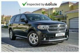 image for 2013 Dodge Durango 3.6L 6 Cylinder 290 BHP LHD FSH