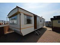 Static Caravan Winchelsea Sussex 2 Bedrooms 6 Berth Delta Santana 2004