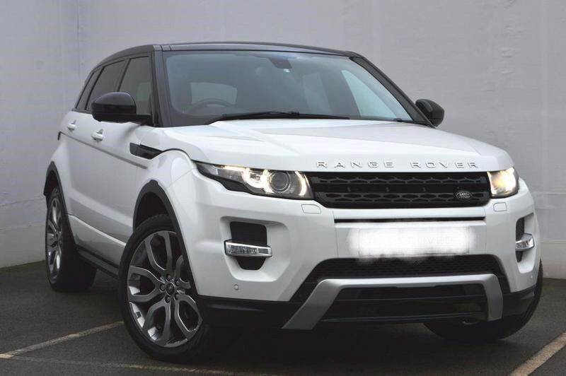 Range Rover Evoque Dynamic LUX - WITH T.V./REMOTE GARAGE/POOL LIGHTS/REMAPPED/PAN ROOF/AUTO BOOT
