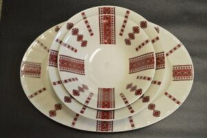 REDUCED - MUST SELL Ukraine Dish Set with Accessories Strathcona County Edmonton Area image 4