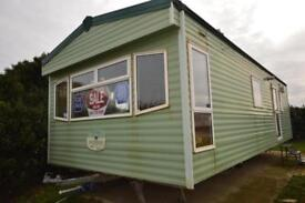 Static Caravan Isle of Sheppey Kent 2 Bedrooms 6 Berth Cosalt Baysdale 2005