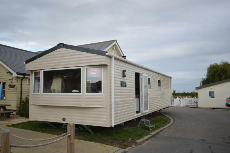 Static Caravan Rye Sussex 2 Bedrooms 6 Berth ABI Trieste 2016 Rye Harbour