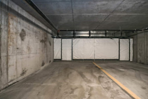 Affordable and Secure Underground Parking (Only 1 remaining!)