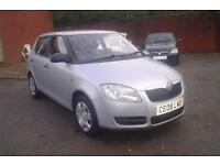 2008 Skoda Fabia 1.4TDI PD ( 80bhp ) 1+£30 a year tax