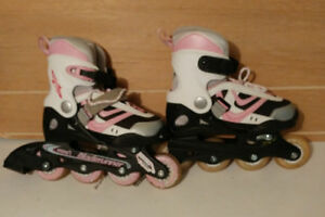 Rollers et patins