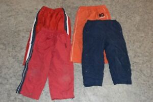 snowpant and splash pants