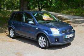 2006 FORD FUSION 1.6 TDCi Plus 5dr ONLY 27,000 MILES