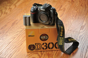 Nikon D300 DSLR (Body Only)