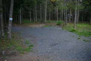 Camp lots for lease