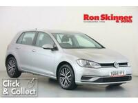 2018 Volkswagen Golf 1.6 SE NAVIGATION TDI BLUEMOTION TECHNOLOGY 5d 114 BHP Hatc