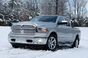 DODGE RAM 2500 WINTER TIRES AND STEEL RIMS PACKAGES!!! Kawartha Lakes Peterborough Area image 1