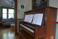 Piano lessons for beginners and children