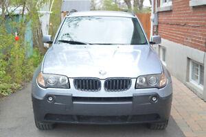 2004 BMW X3 SUV, Crossover