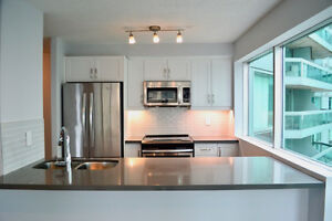 10 Queen's Quay W - 1 Bed + 1 Bath - NEWLY RENOVATED + Parking!!