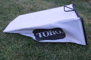 Bag for lawnmower