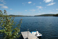 Waterfront / Cottage - on 1.46 acres in Elliot Lake