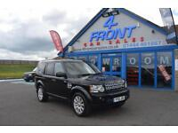 2012 LAND ROVER DISCOVERY 4 SDV6 HSE 3.0 DIESEL AUTO 7 SEATER 5 DOOR 4X4 4X4 DI