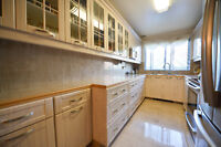 FULLY RENOVATED TOWNHOUSE FOR SALE IN COTE SAINT LUC